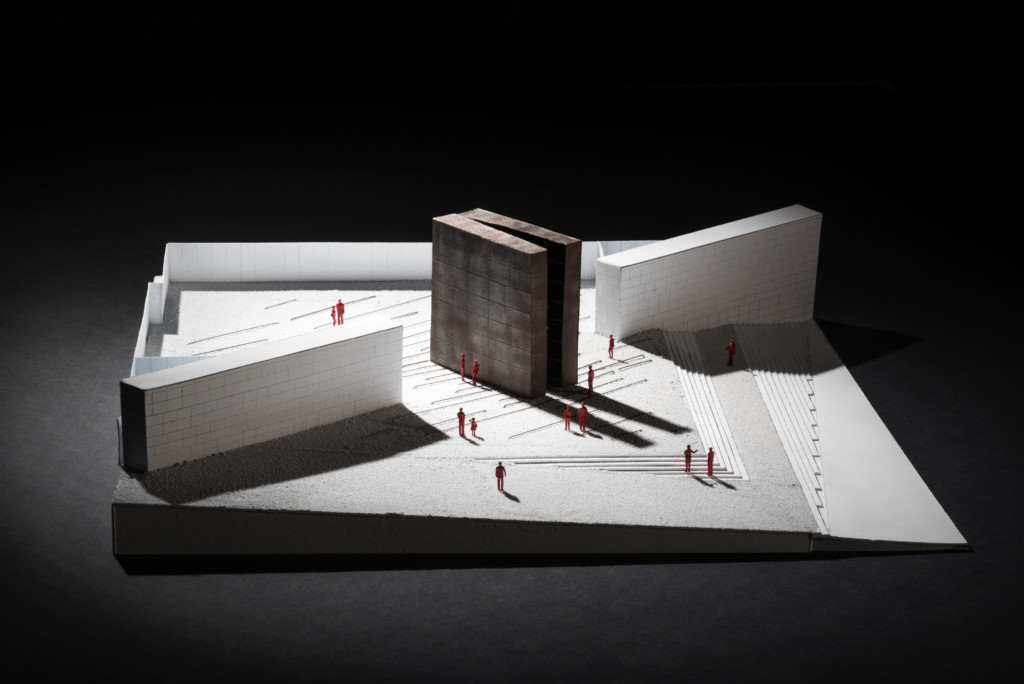Bologna Shoah Memorial_Model_3