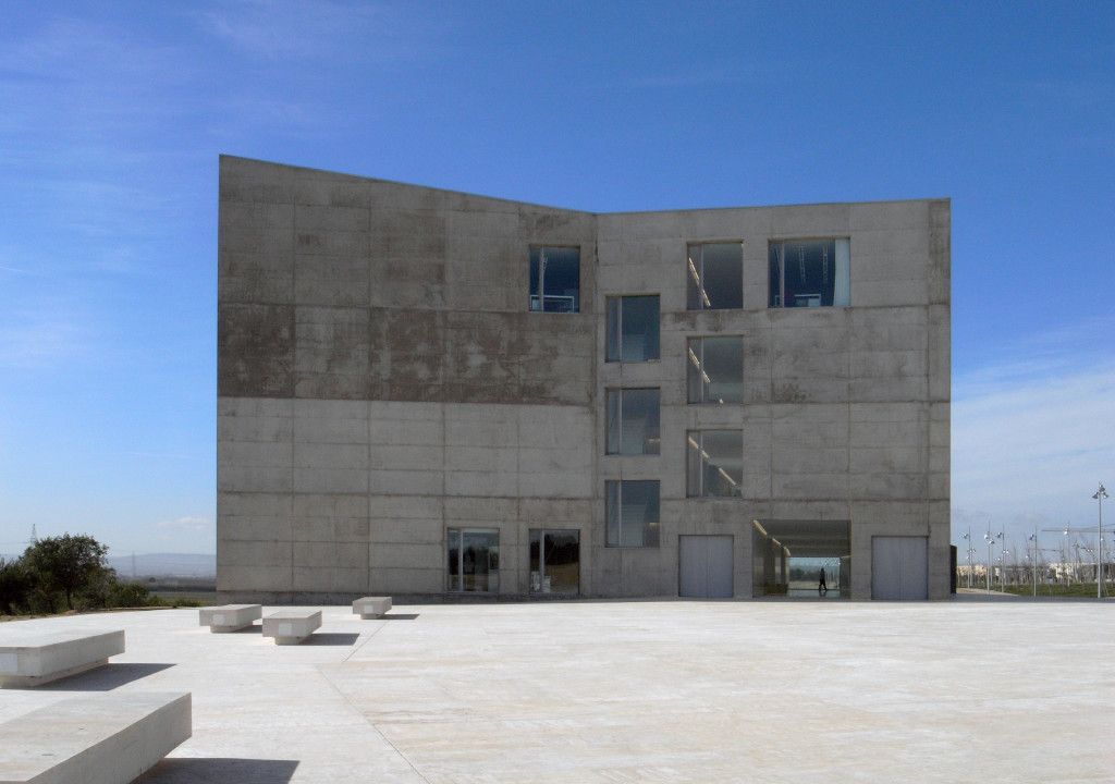 Communications Faculty of San Jorge University West Ansicht