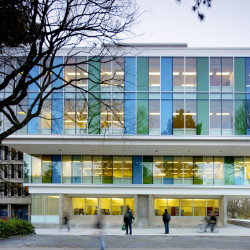 UBC Sauder School of Business Fassade
