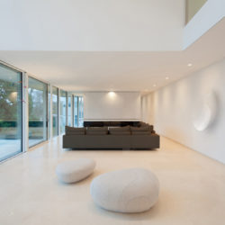 Residence in Weinheim - Living Room