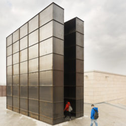 Bologna Shoah Memorial_View_4
