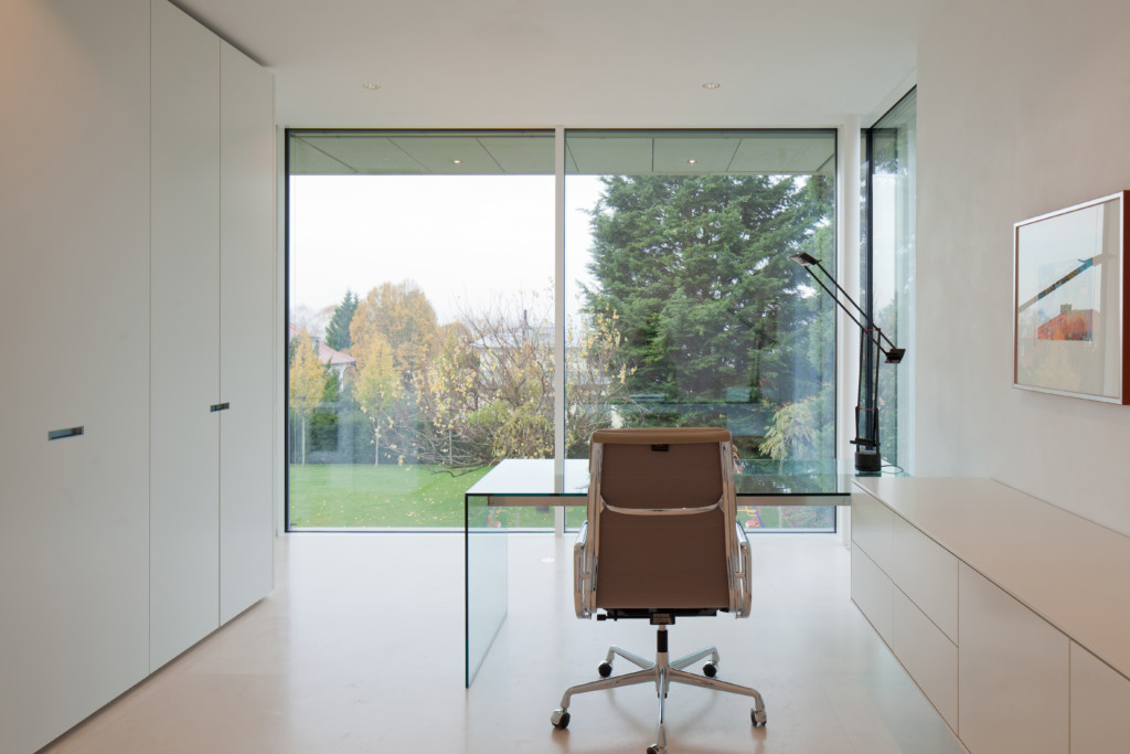 Residence in Weinheim - Workroom