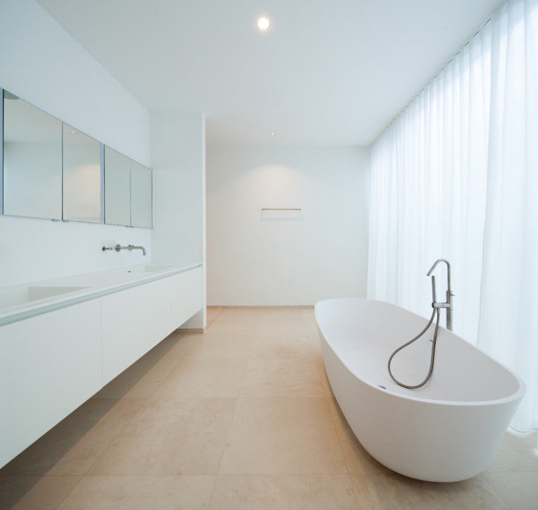 Residence in Weinheim - bathroom
