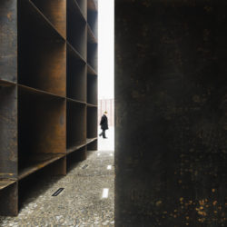 Bologna Shoah Memorial_View_1