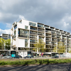Paragon Apartments Ansicht