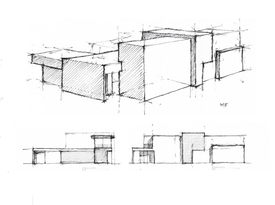 Main Stay House_Concept Sketch