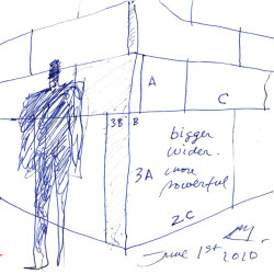 Offices Zamora Sketches 5