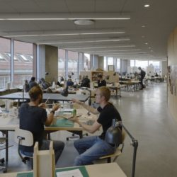 KTH School of Architecture Atelier