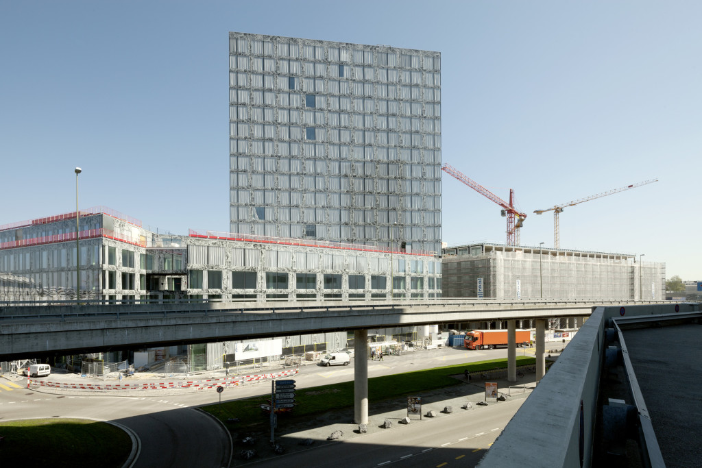 Allianz Headquarters Außenasicht