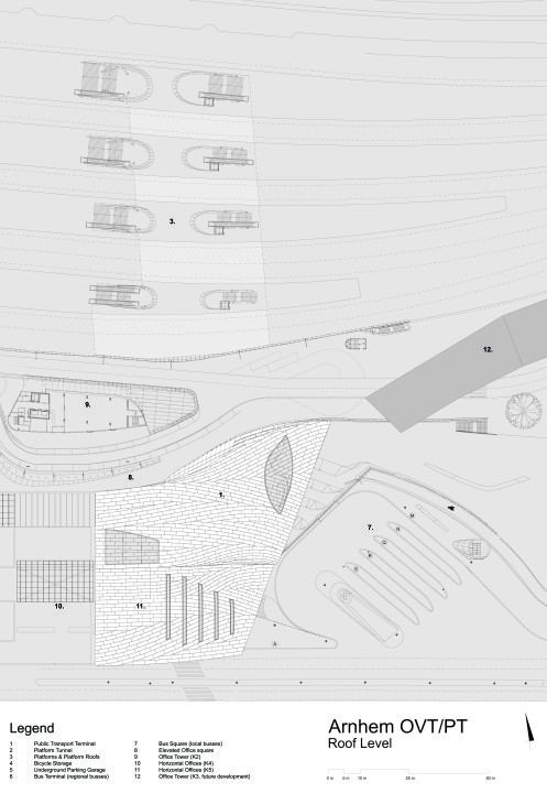 Arnhem Central Transfer Terminal_Plan_4