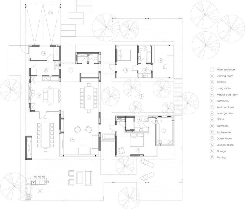 BE architects_Sharon_plan_1