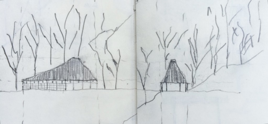 Barbecue House_Sketch_2
