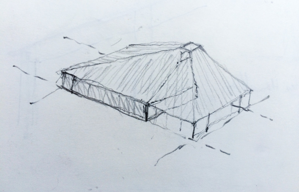 Barbecue House_Sketch_5