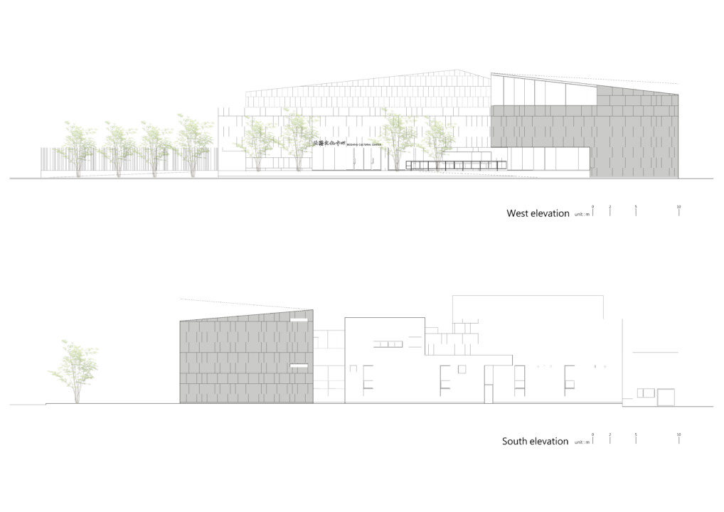Beigang Cultural Center_Elevation_1