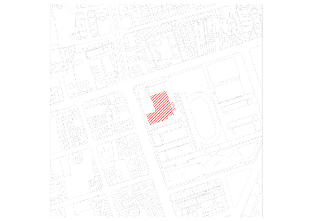 Beigang Cultural Center_Siteplan