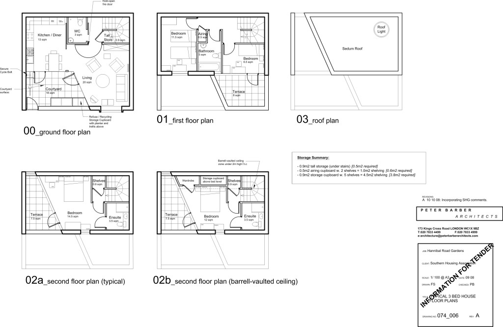 Beveridge Mews_Plan_2