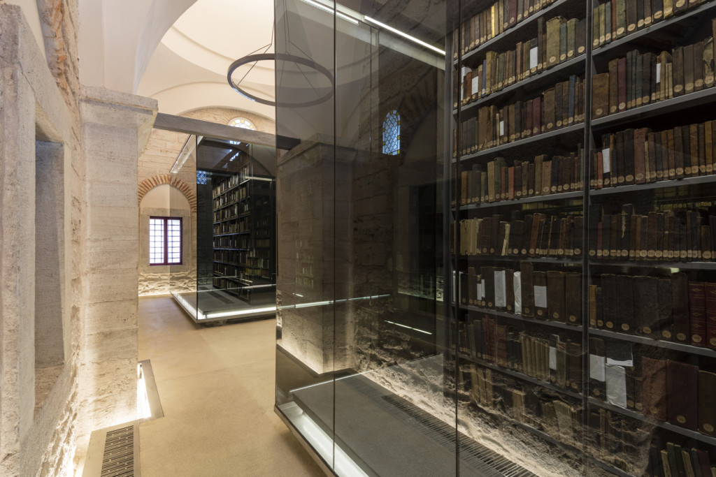 Beyazit State Library_View_2