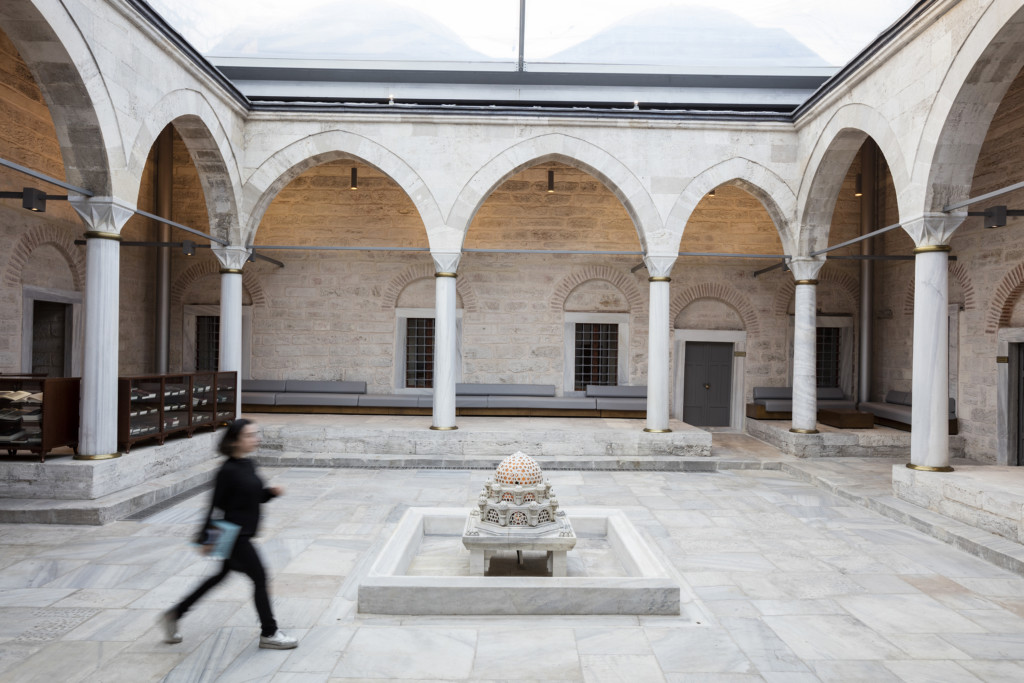 Beyazit State Library_View_4