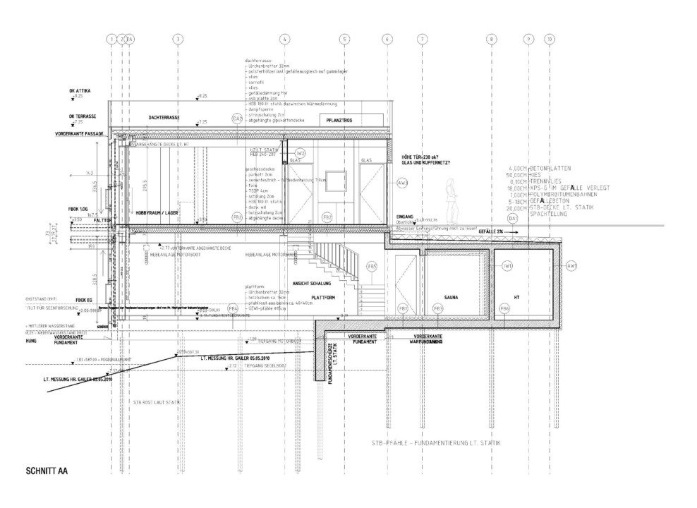 Boathouse Seeboden_Plan_10