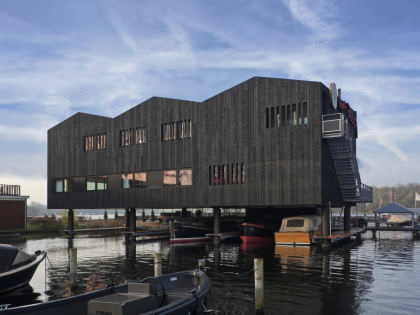 Het Bosch (Restaurant | Penthouse | Boathouse)