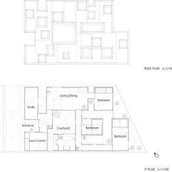 Boundary House Plan 1
