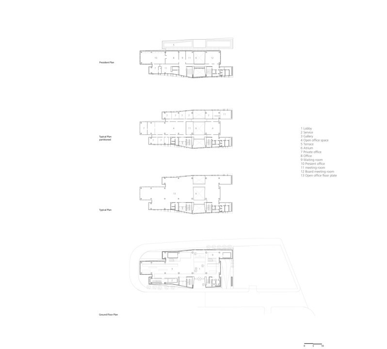 CMA-CGM Headquarters_Plan_1