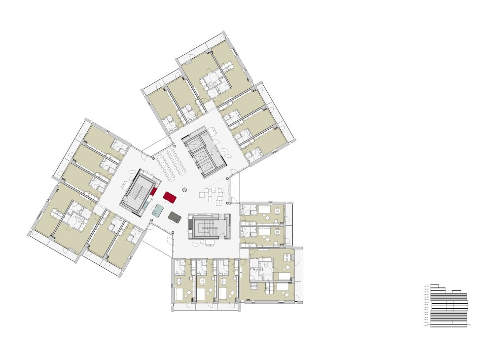 Campus Kollegiet_Plan_2