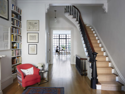 Carroll Gardens Townhouse