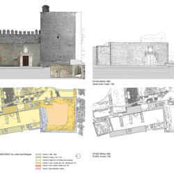Castle of Baena_Plan_8