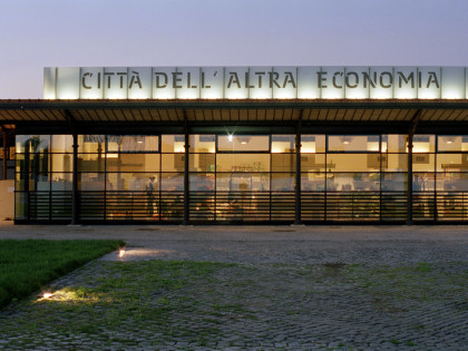Città Dell'Altra Economia – In The Old Slaughterhouse Of Testaccio