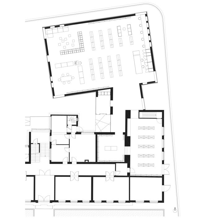 City Library Bruges_Plan_2