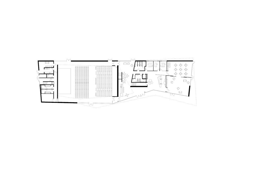 Community Centre_Plan_1