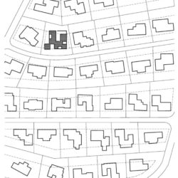 Courtyards House _Context Plan