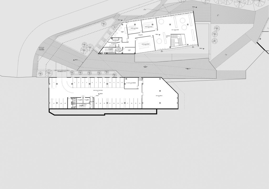 Creative and Economic Area Dali Stage_Plan_1