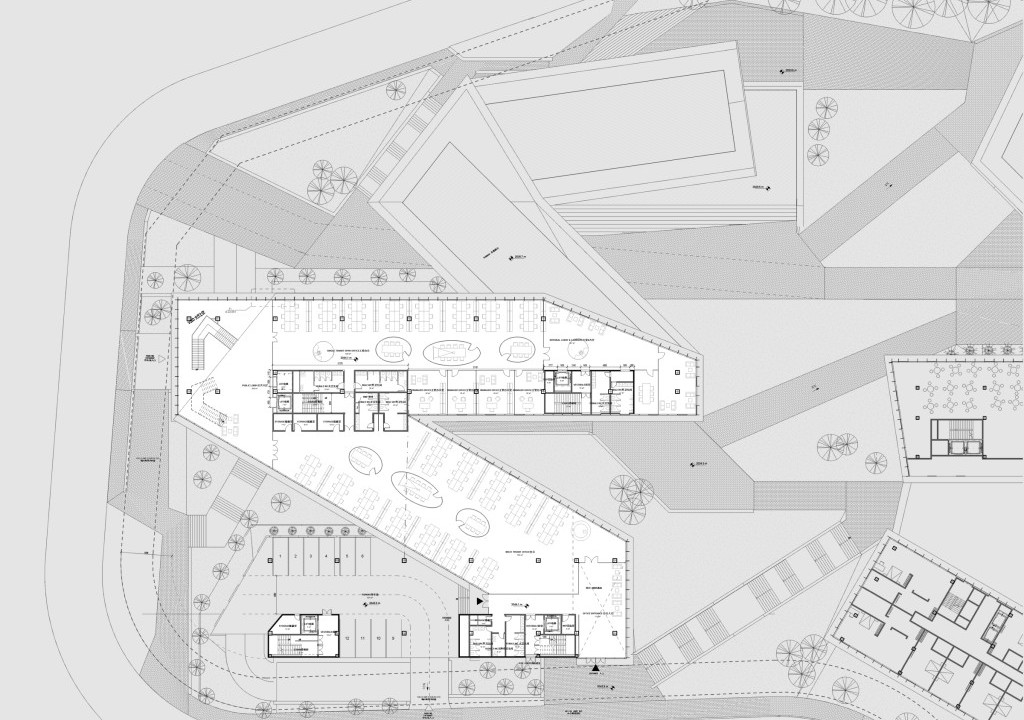 dali creative area by pwd architecture architects in my area ... Creative and Economic Area Dali Stage_Plan_2 ...