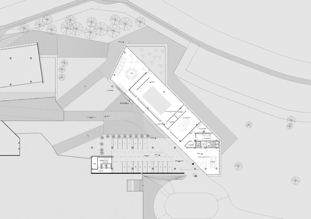 dali creative area by pwd architecture architects in my area ... Creative and Economic Area Dali Stage_Plan_3 ...