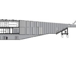Cultural Center in St. Germain_plan_13