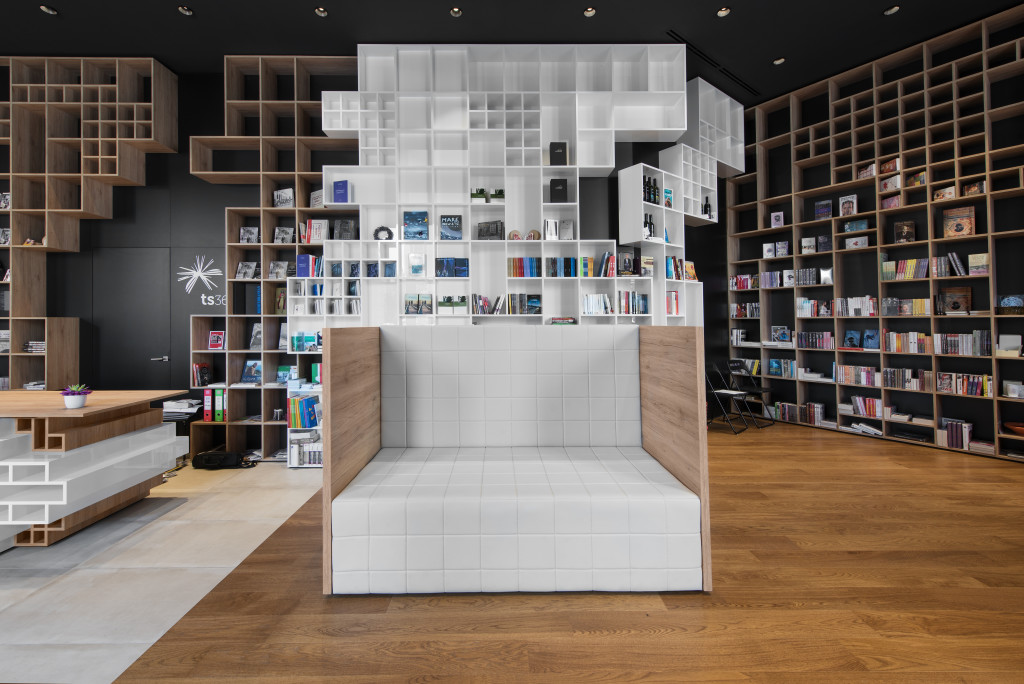 Slovenian Book Center - Innenansicht 5