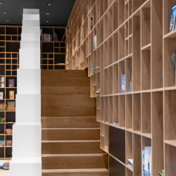 Slovenian Book Center - Innenansicht 7