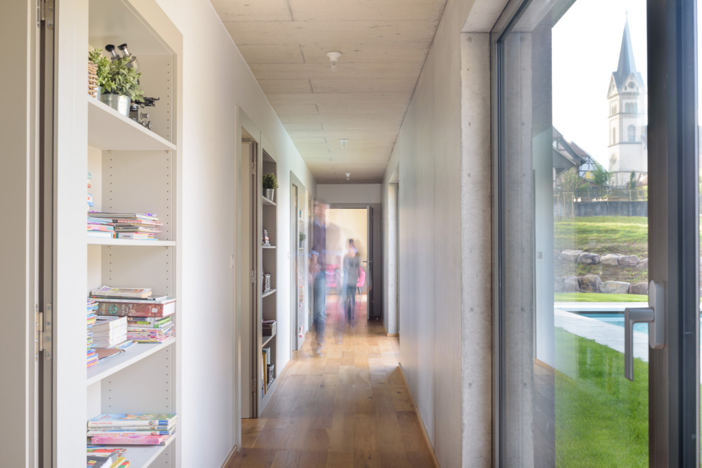 DeA Architectes_House in Tagsdorf_Innenansicht 3