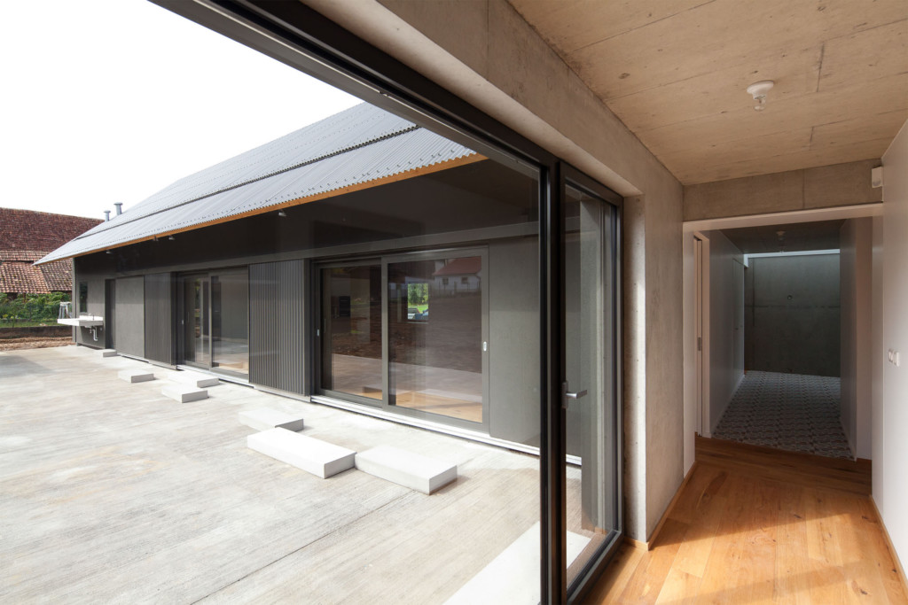 DeA Architectes_House in Tagsdorf_Innenansicht 7