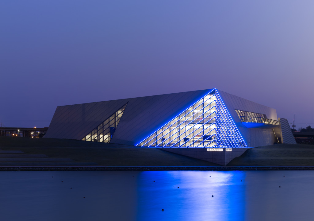 Devon Boathouse Aussenansicht 1