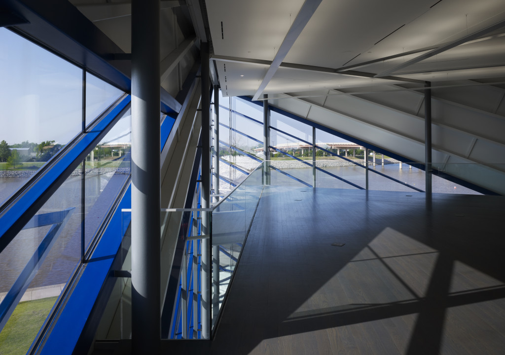 Devon Boathouse Fenster 1