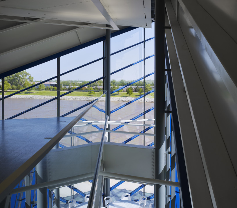 Devon Boathouse Fenster 2