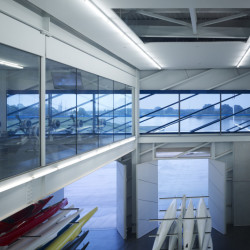 Devon Boathouse Innenansicht 3