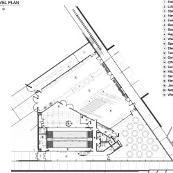Devon Boathouse Second Level Plan