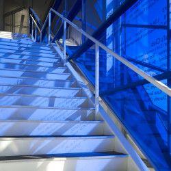 Devon Boathouse Treppe