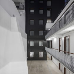 Doorm Student Housing_Aussenansicht 20
