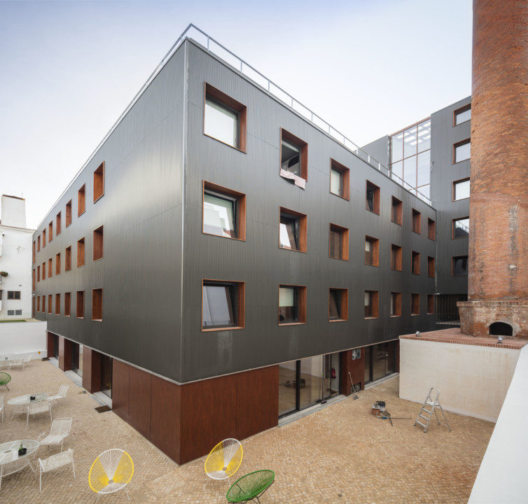 Doorm Student Housing_aussenansicht 2