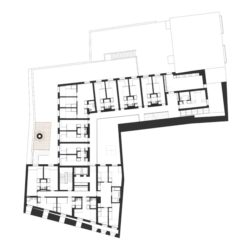Doorm Student Housing_plan 1